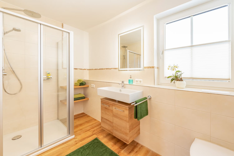Chalet Wäldele Badezimmer