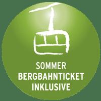 Sommer Bergbahnticket