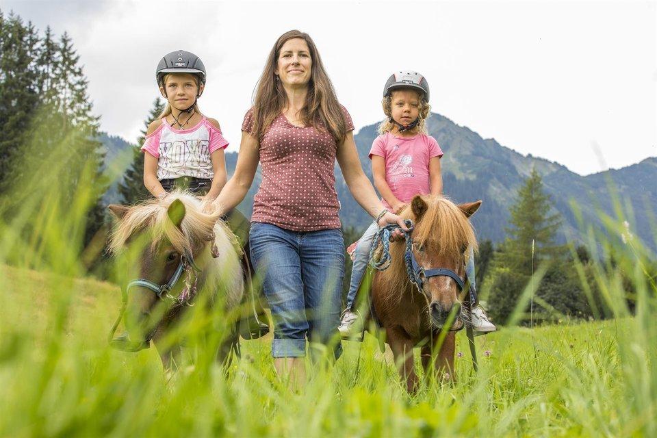 Ponyreiten Gschtrüübelhof